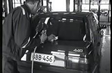 Stöldmärkning av bil - Vimeo thumbnail