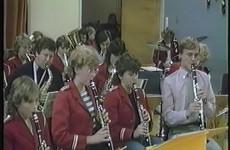Malax Blåsorkester övar 1983 - Vimeo thumbnail
