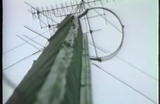 TV masten påbackad av lastbil 1984 - Vimeo thumbnail