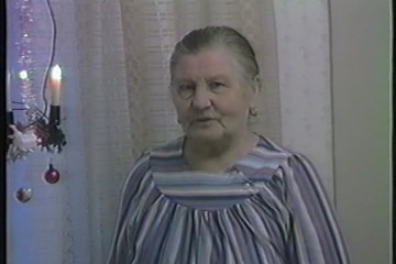 Signe o Anna berättar om Julkors 1984 - Vimeo thumbnail