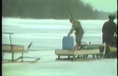 Fiske på vårisen-Holger Granlund o Lars Roos-1984 - Vimeo thumbnail