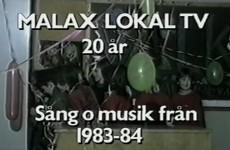 M421-Malax Lokal TV 20 år-Sång o musik fr 1983-1984-Vikingarna mm - Vimeo thumbnail