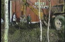 Studiobygge i Klockarbacken 1984 - Vimeo thumbnail